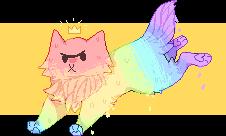 colorful xerxes by foxgay