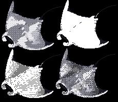 manta ray f2u by foxgay