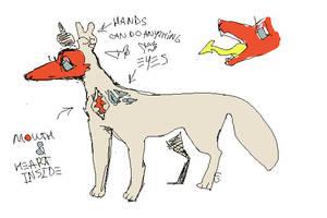 Foxu by foxgay