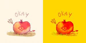 apple by foxgay
