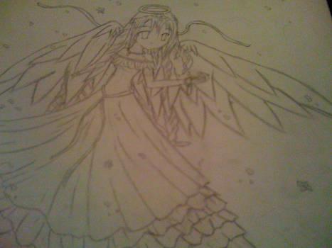 Ein Engel mit Erinnerungen