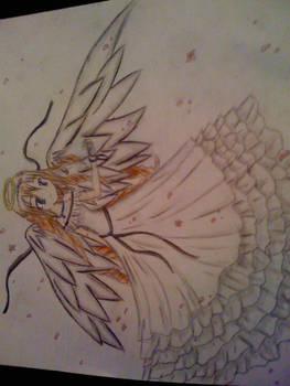 Ein Engel mit Erinnerungen - Col