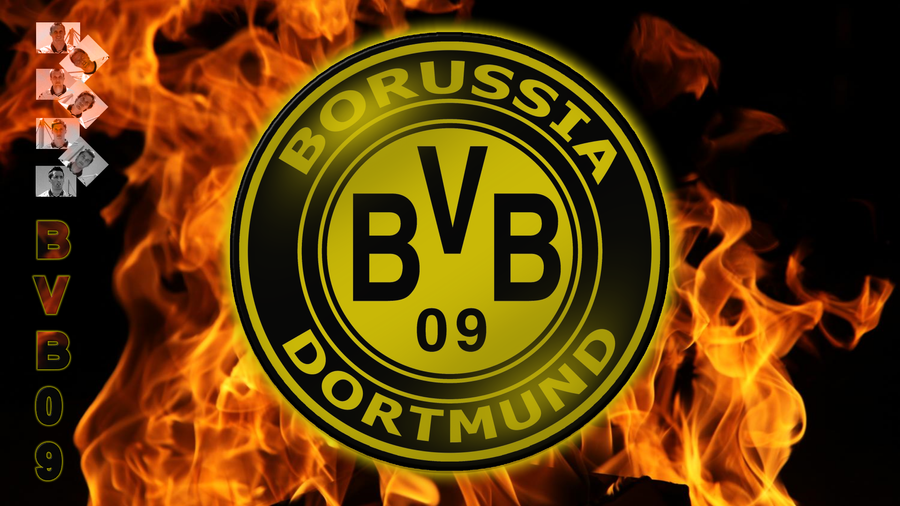 Crear Wallpaper Hd En Adobe Photoshop. BVB 09 Wallpaper HD by