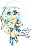 Blue Cupid