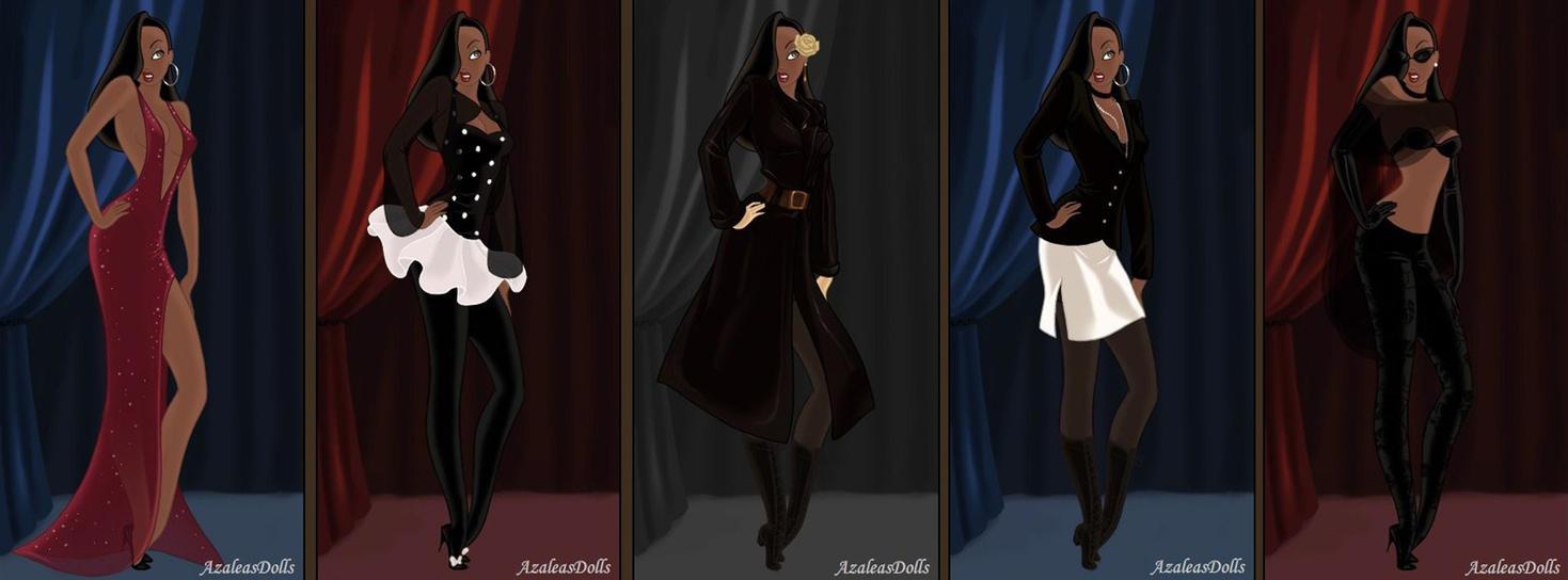 Black Jessica Rabbit Dress Dress Images