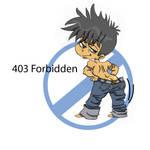 403 Forbidden - Sketch