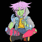 ZUSHIE: Hobo Life by Sunny-X-Ray