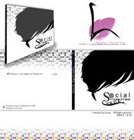 CD Cover - Social Syndromes by Louen666