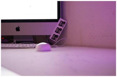 Run little mouse by Louen666
