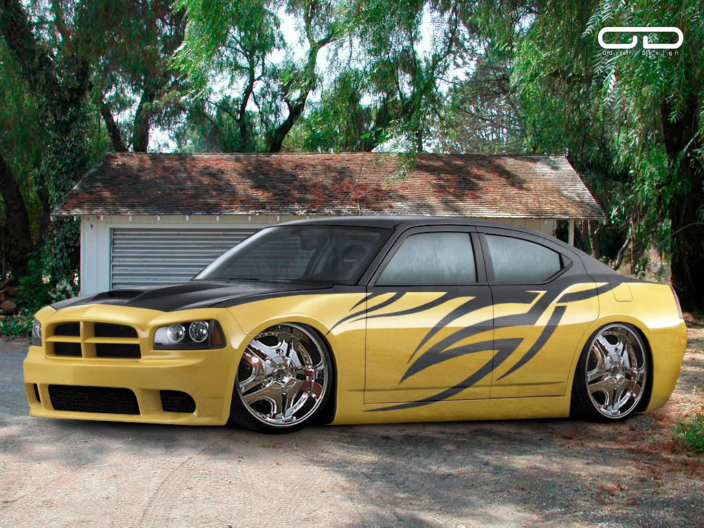 dodge charger srt8 odyar by deviantwheels on deviantart. Black Bedroom Furniture Sets. Home Design Ideas