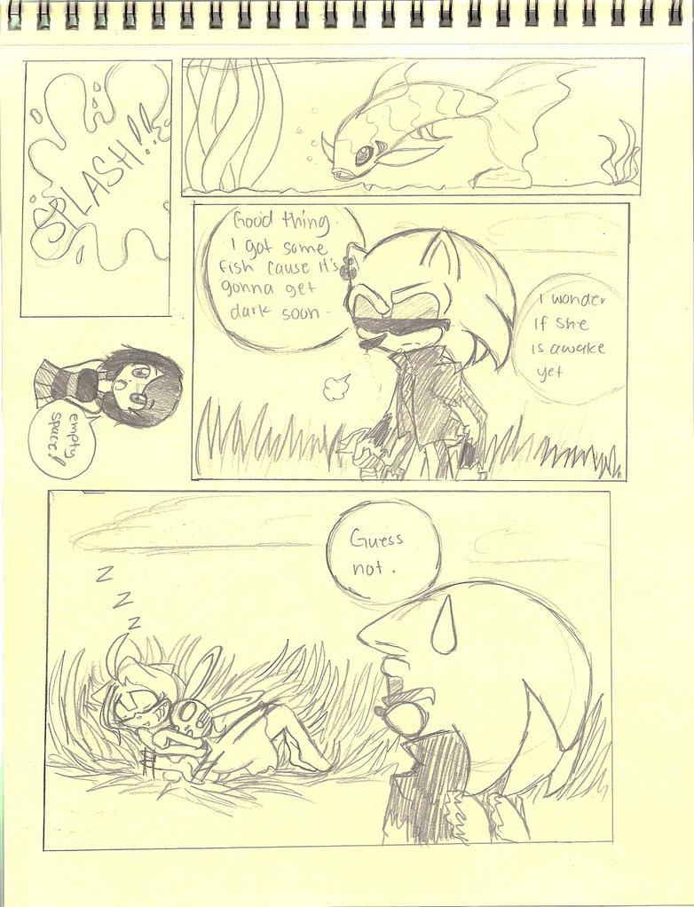 Nani comic 1 pg 4 by darkroseblood