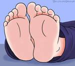 Bailey's Feet