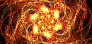 Weavesilk #2 - Fire