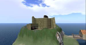 Second Life: Power Rangers Command Center