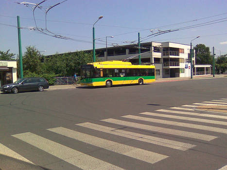 Just a trolleybus