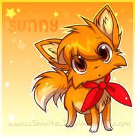 Sunny chibi by Shivita