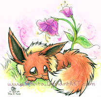 Eevee by Shivita