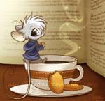 Cafe y Letras by Shivita