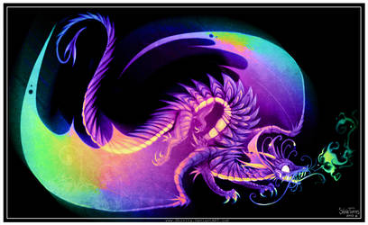 Acid Dragon by Shivita