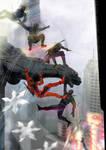 Deadpool vs. Ninjas