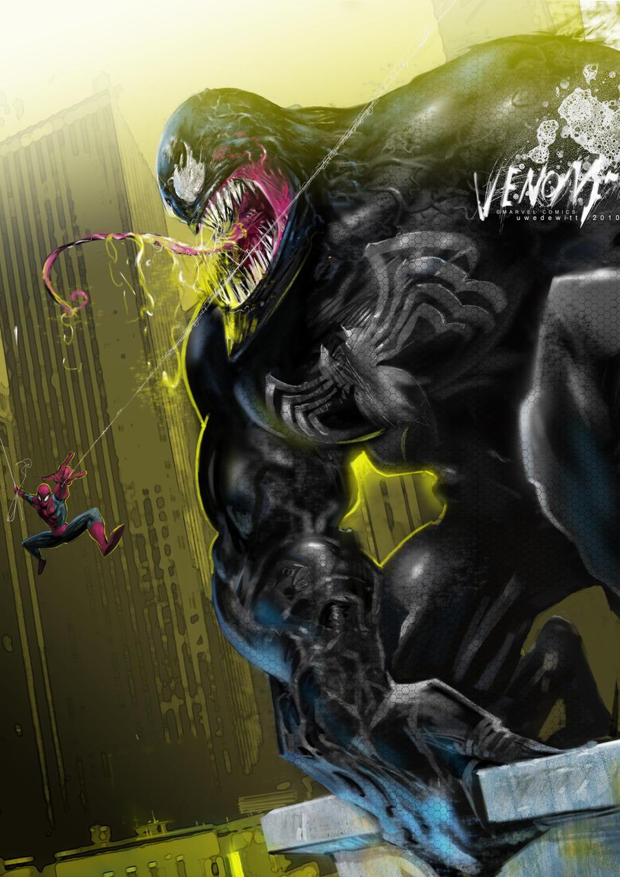 Venom by uwedewitt