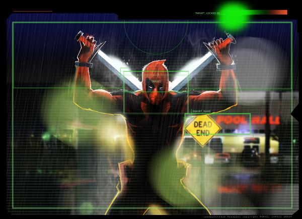 Deadpool 2 by uwedewitt