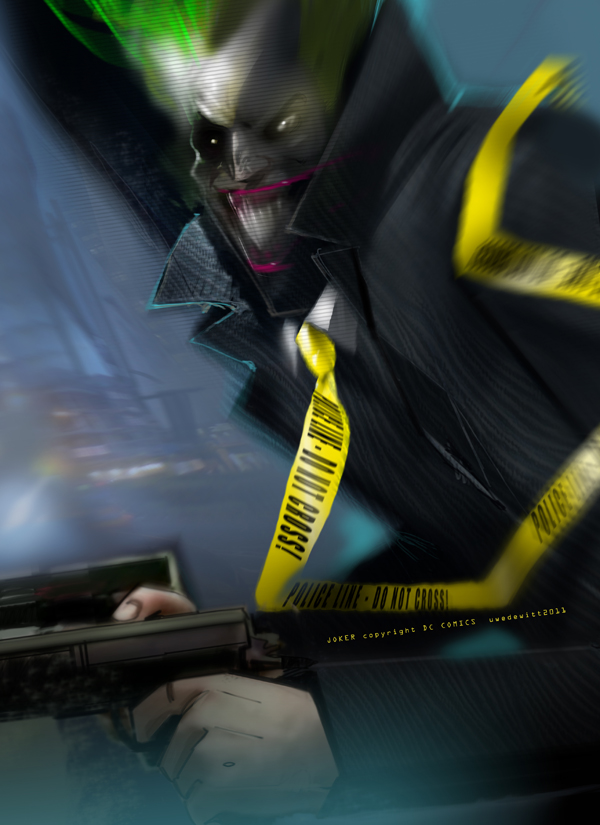 Joker3 by uwedewitt