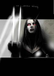 X-23 by uwedewitt