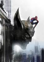 Spiderman by uwedewitt