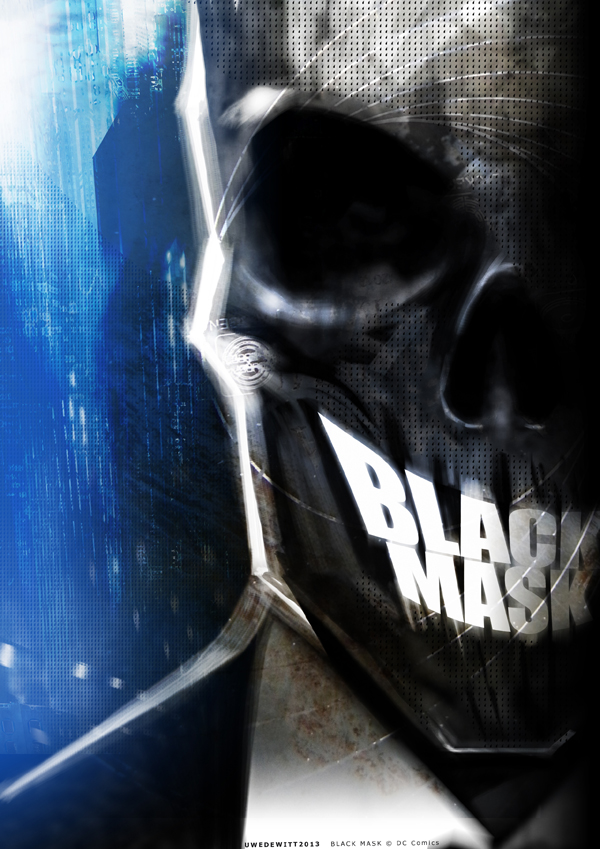 Blackmask by uwedewitt