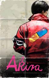 Akira by uwedewitt