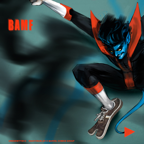 COVERmobyNIGHTCRAWLER by uwedewitt