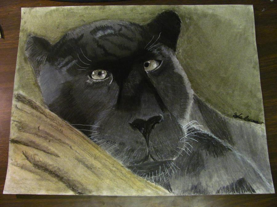 Black Panther By Portela On Deviantart: Black Panther By Digg409 On DeviantART