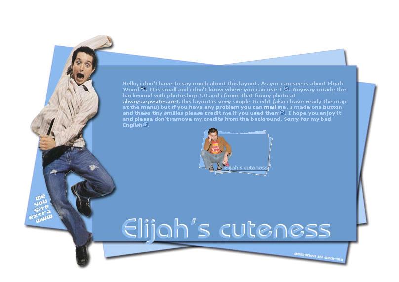 Elijah's cuteness by salted-eyes