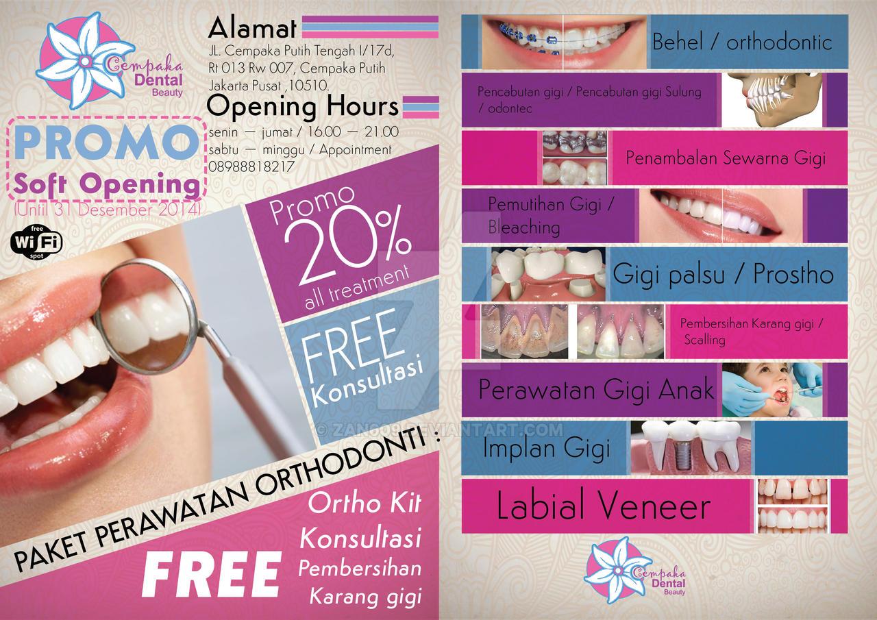 Dental Clinic Brochure