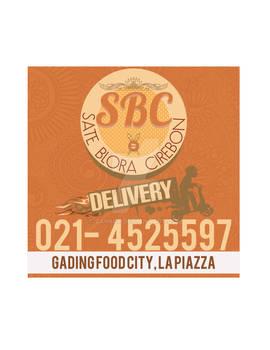 SBC DELIVERY BOX LOGO