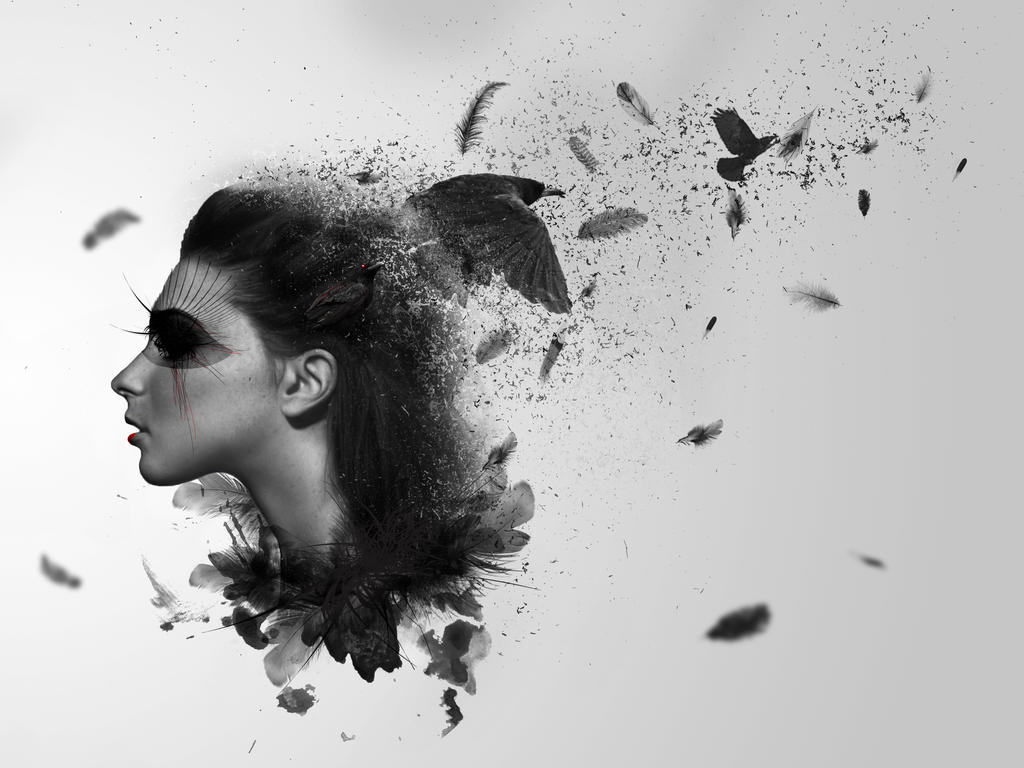 Photomanipulation: Abstract Woman by ArturoRenders on DeviantArt