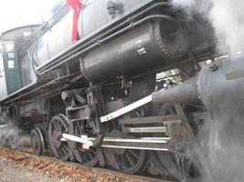 Steam Train by vanessa1775