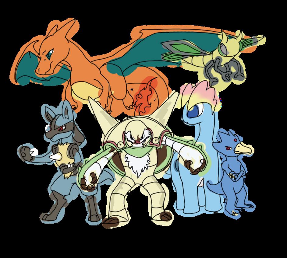 [Image: pokemon_x_nuzlocke_team_by_darkodraco-d6qzfaj.png]