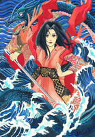 Mother of Storms: Mikoto