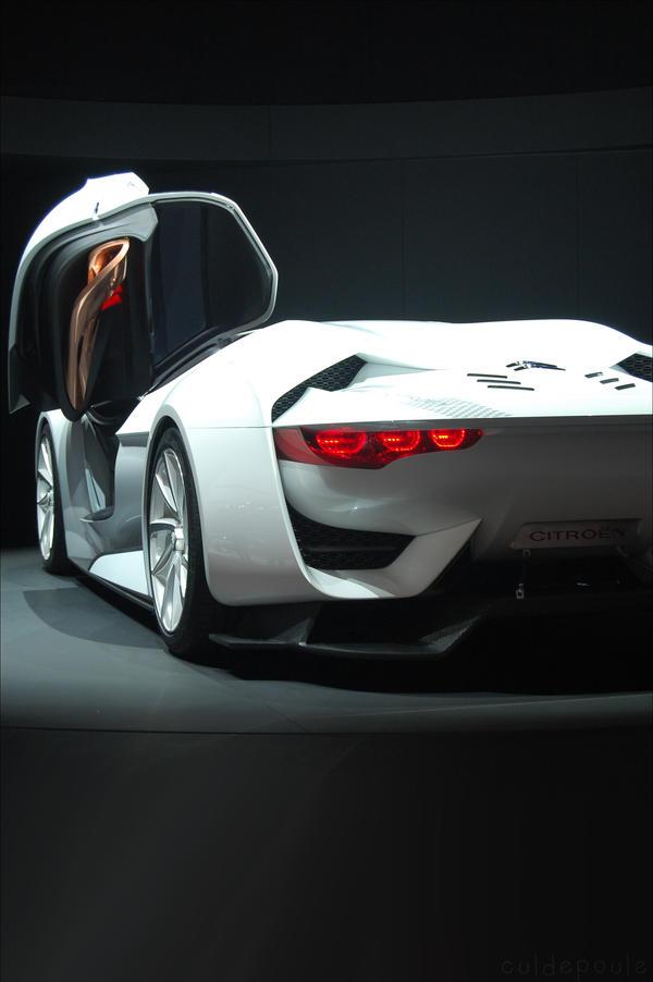 Citroen Concept Car by culdepoule