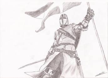 knight templar by rickdu29