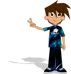 This is Me as my Digital CopyCat Render in Blue