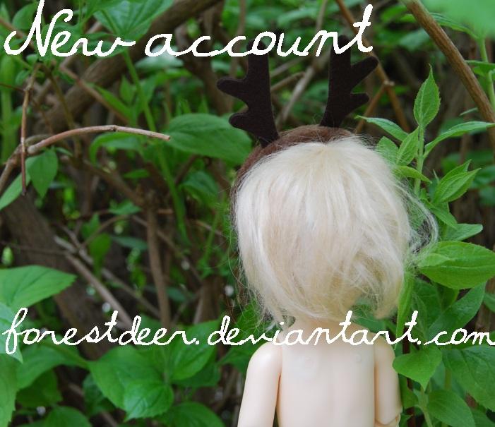 New Account by Insan3-Z0mbie