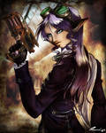 Steampunk by ForkysAnime