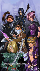 Guild Wars by ForkysAnime