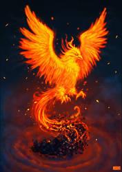 Phoenix by Meilous