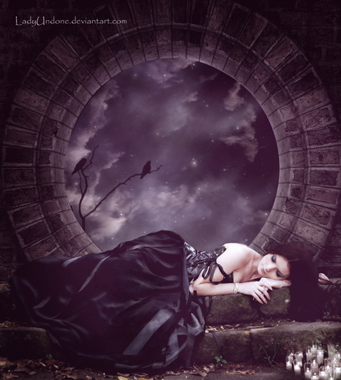 Sleep In Beauty by LadyUndone