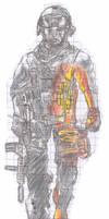 BATLOFIALD 3 SOLDIA