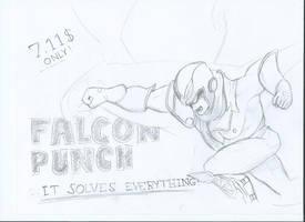 FLACON PUNCH! by Da-Ruka
